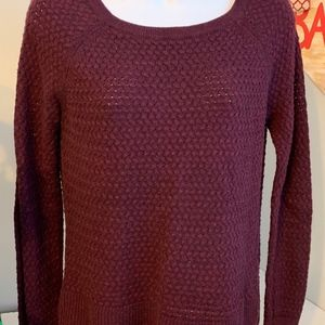 American Eagle Outfitters purple sweater M